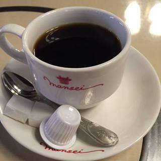 コーヒー ホット