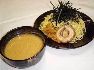 辛味噌つけ麺