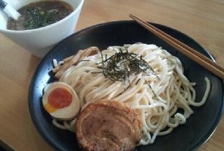 とんこつつけ麺(熊本風)