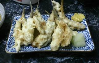 めごち天ぷら