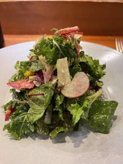 6品目の野菜サラダ