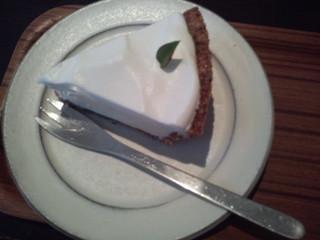 フワとろチーズケーキ