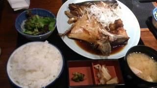日替魚定食