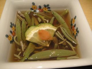 順菜の酢の物