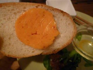 トマトバター