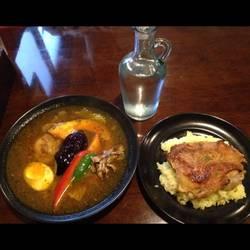スープカレーハウス しっぽ