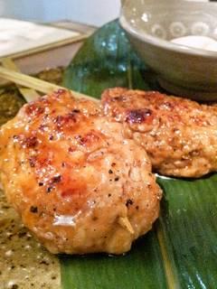 千葉水郷鶏つくねの味噌だれ焼き