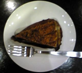 クッキー&キャラメル チーズケーキ