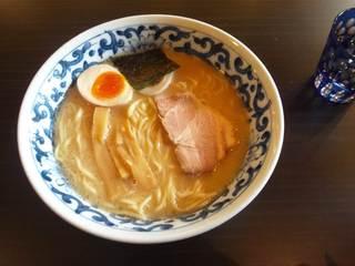 煮玉子らー麺