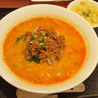 胡麻担々麺
