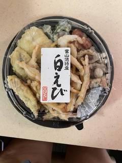 富山スペシャル天丼