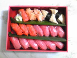 お好み持ち帰り寿司