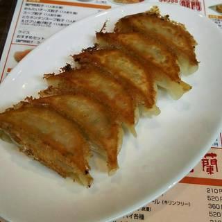 龍門 焼き餃子