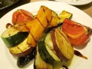 野菜のロースト 盛り合わせ