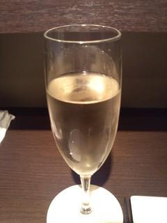 グラススパークリングワイン