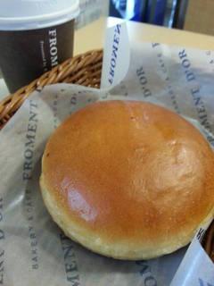 リッチクリームパン