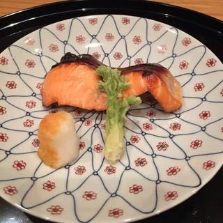 季節の焼き魚