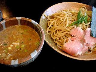 「魚介醤油 つけ麺