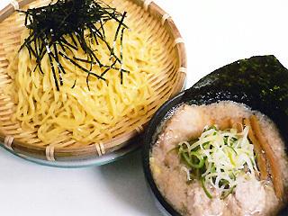 ざるつけ麺(和風醤油)