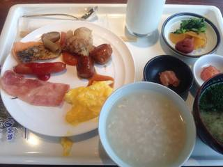 朝食ビッフェ