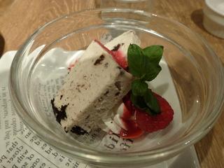 OREOレアチーズケーキ