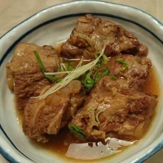 豚骨味噌煮