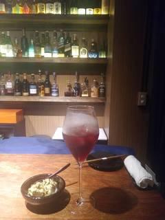 ワインベースカクテル