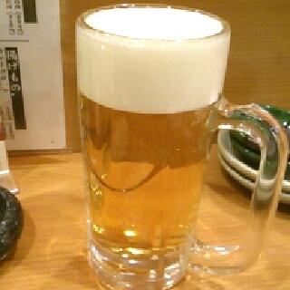 サッポロ生ビール(中)