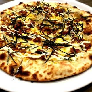 山賊焼きピザ