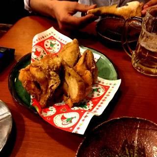 若鶏の半身揚げ(限定4食)