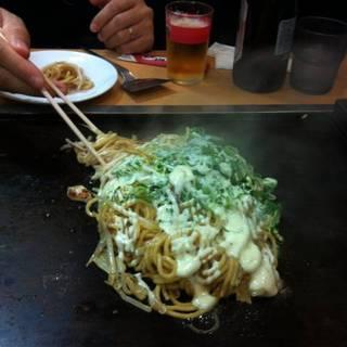 ねぎマヨ塩ソバ