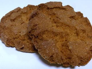 ホットジンジャークッキー