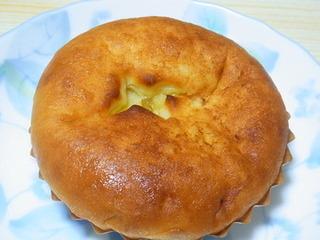 青みかんのクリームパン