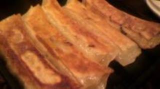 鉄なべ棒餃子