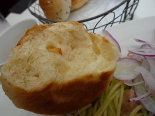 オレンジピールのパン