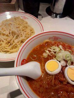 蒙古つけ麺