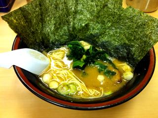 のりラーメン 細麺
