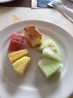 デザートビュッフェ(フルーツ盛り合わせ)