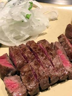 A5黒毛和牛のお試しステーキコース