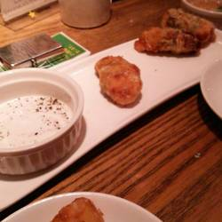 鶏ササミの竜田揚げ