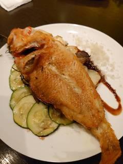 日替わり 鮮魚ブイヤベース