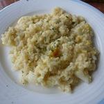 野菜の玄米リゾット
