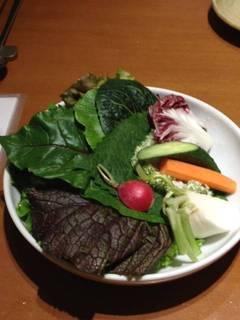 サム葉もの野菜