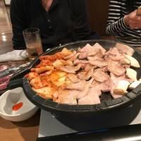 韓国料理 食べ放題のお店 釜山亭香椎店