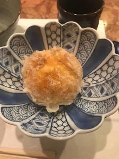 シューアイスの天ぷら