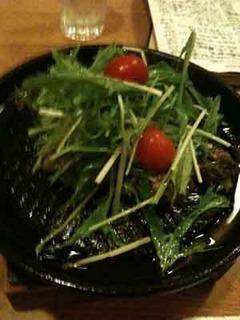イベリコ豚ベジョータのネック(バックロインミート)の陶板焼き