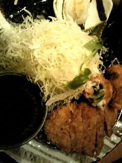 海老と春野菜の生湯葉コロッケとヒレかつ膳