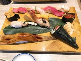 超特選にぎり寿司セット