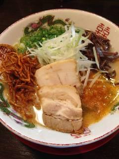 辛味噌 バリうま麺