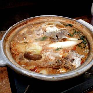 どぶ汁仕立てあんこう鍋